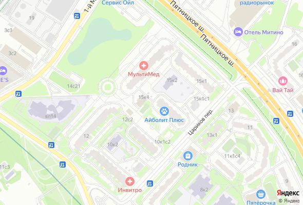 ЖК Митинский парк