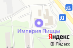 Схема проезда до компании Викт в Москве