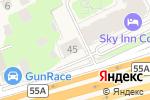 Схема проезда до компании QIWI в Новоивановском