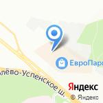Ticketland на карте Москвы