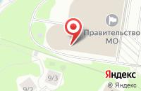 Схема проезда до компании Прометей в Кашине