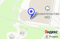 Схема проезда до компании ПРОИЗВОДСТВЕННАЯ ФИРМА СТРОЙСТАЛЬ в Дедовске