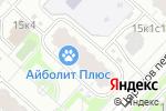 Схема проезда до компании Бочкари в Москве