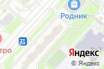 Схема проезда до компании Аква-Терм Эксперт в Москве