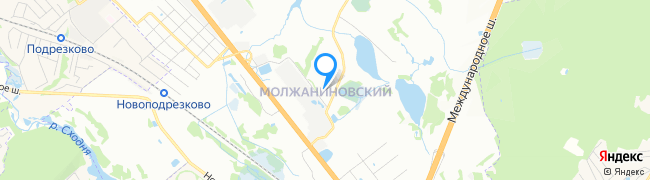 район Молжаниновский