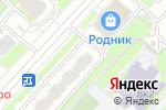 Схема проезда до компании Жилищник района Митино, ГБУ в Москве