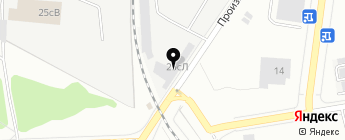 ТракСервисШоп на карте Москвы