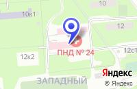 Схема проезда до компании АВТОШКОЛА НИВА-СЕРВИС в Москве
