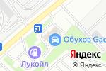 Схема проезда до компании Обухов в Москве