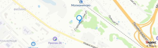 Старофилинская улица