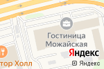 Схема проезда до компании Печати.Клуб в Москве