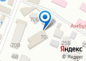 Анапский поселковый пункт полиции на карте