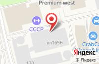 Схема проезда до компании Era Motors в Новоивановском