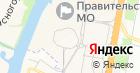Парк Рублёво на карте