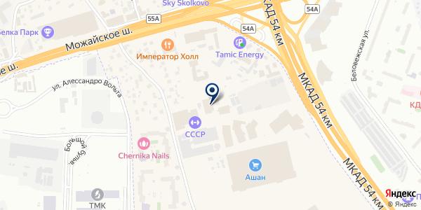 ГЕОДЕЗИЧЕСКАЯ ФИРМА ТОПОГРАФ на карте Москве