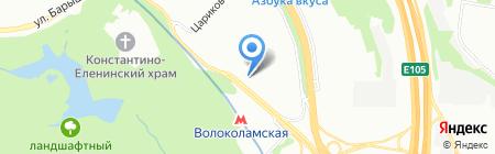 Вологодский текстиль на карте Москвы