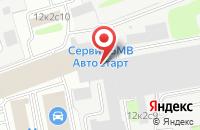Схема проезда до компании Терминал-Н в Москве