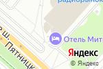 Схема проезда до компании CompMaster в Москве