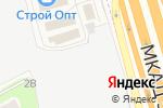 Схема проезда до компании Дом Тепла в Москве
