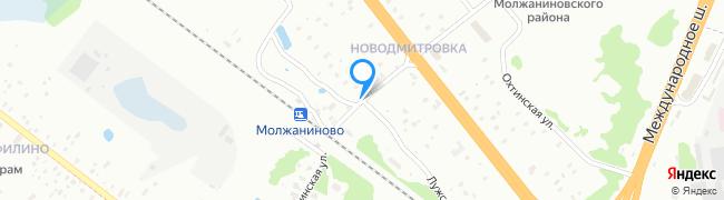 Лужская улица