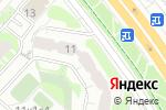 Схема проезда до компании Мебельный Мастер в Москве