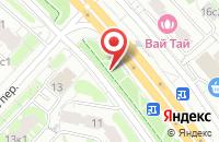 Схема проезда до компании ЭнергоСтрой в Москве