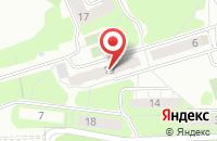 Схема проезда до компании Застолье в Ильинке
