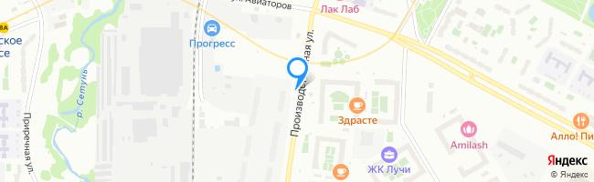 Производственная улица