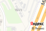 Схема проезда до компании РЕГИСТРАЛ в Москве