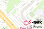 Схема проезда до компании 4-5ДЖИ в Москве