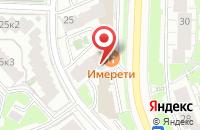 Схема проезда до компании Стройсити в Москве