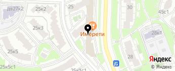 AutoSpa на карте Москвы