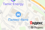 Схема проезда до компании Diesel-Help в Москве