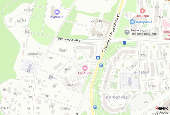 купить квартиру в ЖК в Куркино