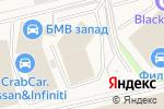 Схема проезда до компании Гема Моторс в Москве