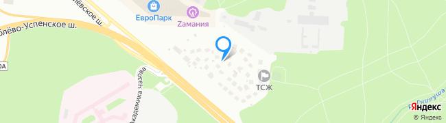 посёлок Екатериновка
