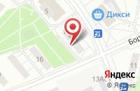 Схема проезда до компании Гладиатор в Москве