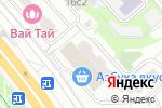 Схема проезда до компании 360travel в Москве