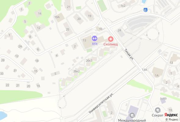 ЖК Академгородок