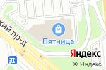 Схема проезда до компании Silver Owl Hostel в Москве