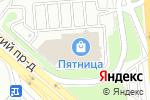 Схема проезда до компании Митинский крематорий в Москве