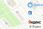 Схема проезда до компании Оптус-Медо в Москве