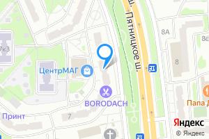 Снять комнату в двухкомнатной квартире в Москве ул. Пятницкое шоссе 7