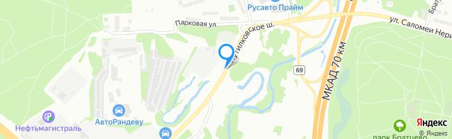 Путилковское шоссе