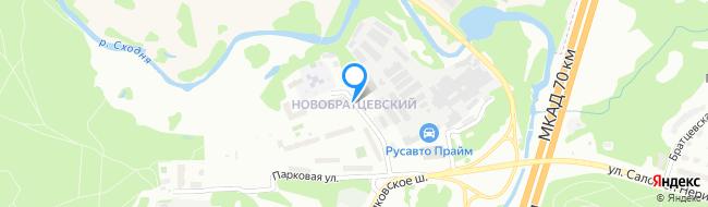 посёлок Новобратцевский