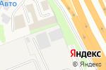 Схема проезда до компании Славдом в Новоивановском