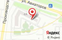 Схема проезда до компании Международная Академия Общественных Наук в Москве
