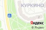 Схема проезда до компании One World в Москве