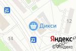 Схема проезда до компании Garden Lounge в Москве