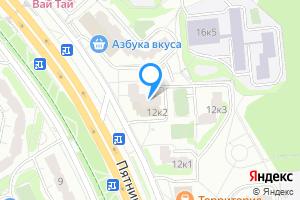 Комната в трехкомнатной квартире в Москве Пятницкое ш., 12к2
